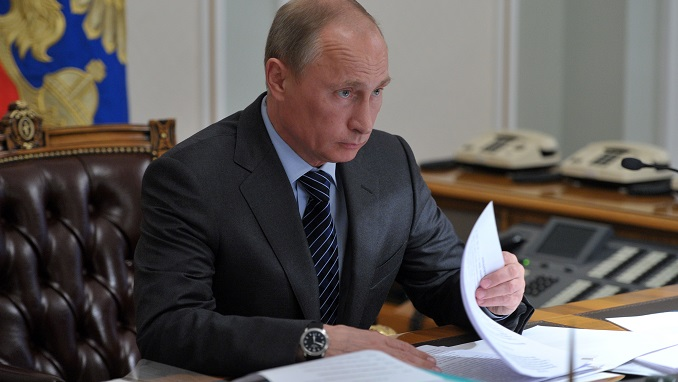 Putin Raises Income Tax For Rich Russians Prior To Voting Russia Business Today