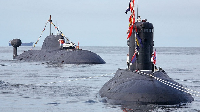 Russia Launches New Nuclear-Powered Submarine - Russia Business Today