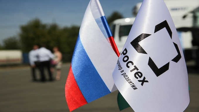 Rostec to Use UAE Defense Exhibition to Target Mideast