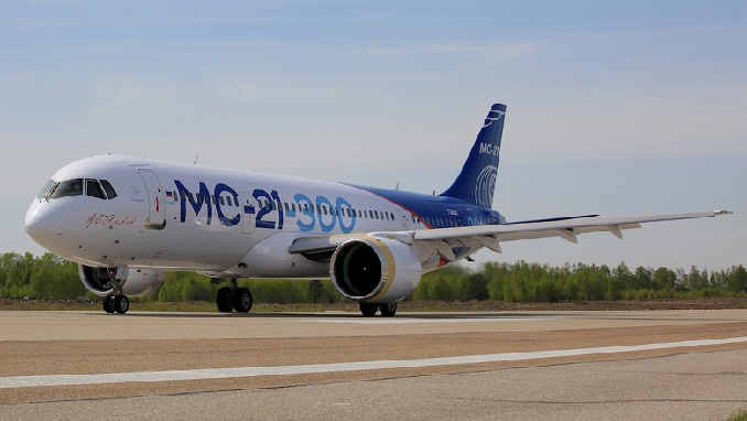 Aeroflot To Acquire 50 Mc 21 Aircraft In Agreement Valued At Usd 5bn
