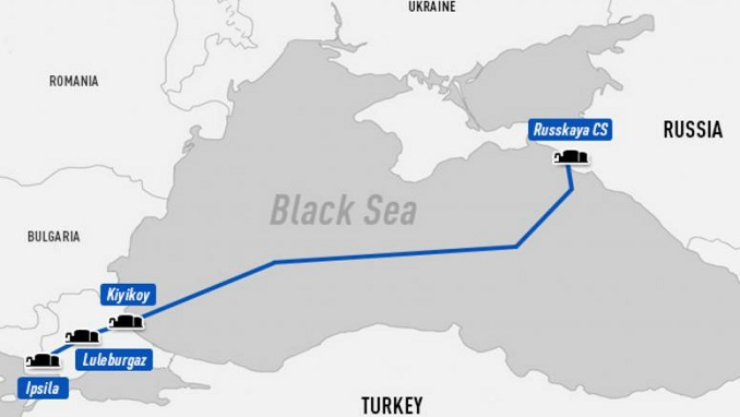 Bulgaria Ties Energy Future to Russia with New Pipeline - Russia