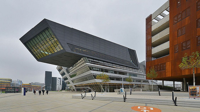 Zaha Hadid Architects Partners With Russian Studio On Smart