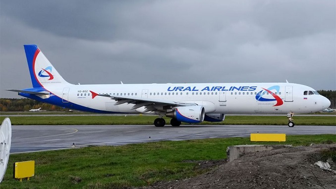 Russia's Ural Airlines Aims to Launch Daily Moscow-Mumbai