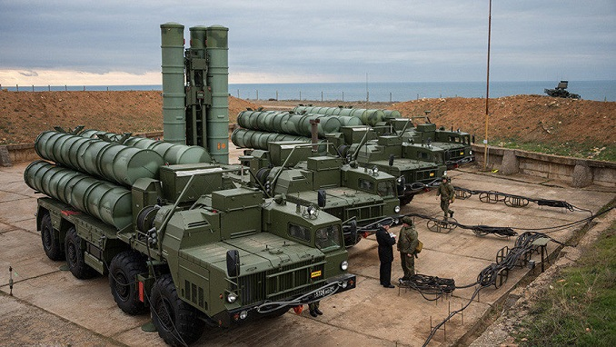 India Wants to Produce S-400 Missile System with Russia - Russia Business  Today