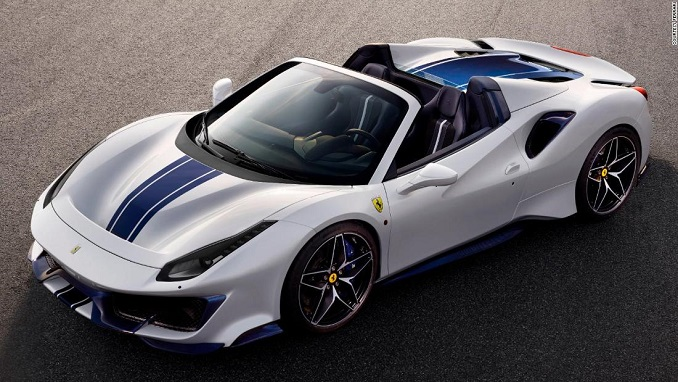 Ferrari Sales In Russia Jump 8 In 2019 Amid Decline In Other Luxury Cars Russia Business Today