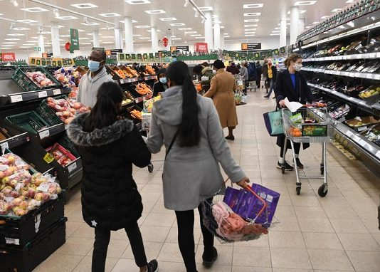 Retail Sales in Russia Up in April